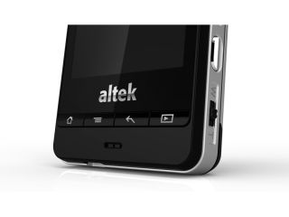 The new Altek Leo with Android-a-like butttons