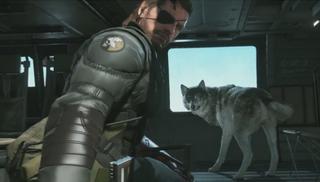 MGSV wolf