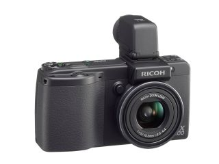 The Ricoh GX-200 goes old-school