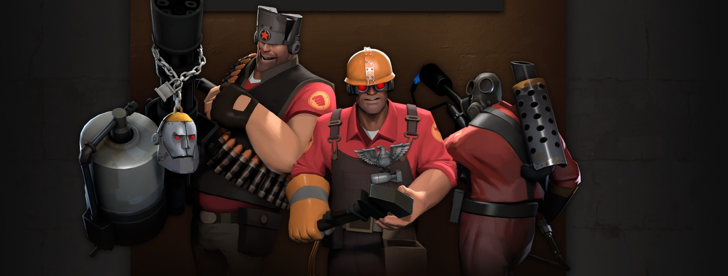 Team Fortress 2 Mann vs Machine Day 3 Teaser: Epic loot