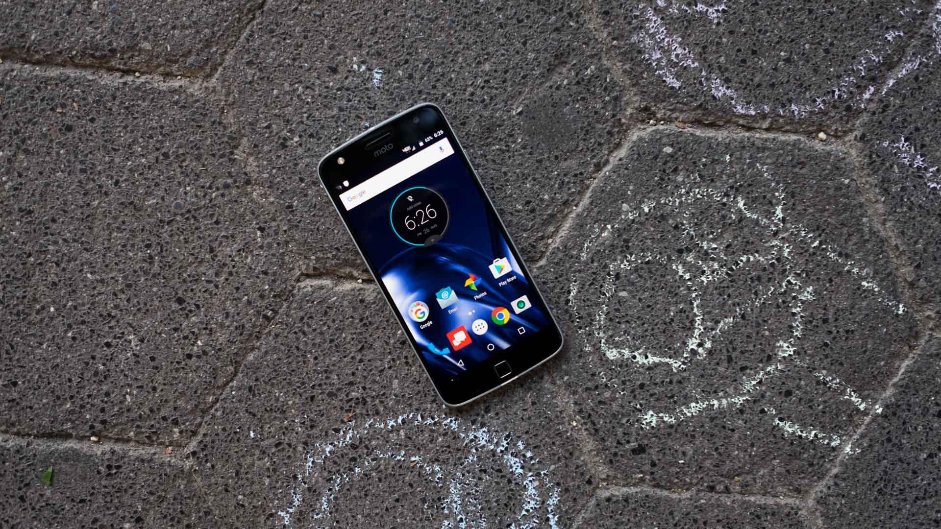 Moto Z Play Review Techradar