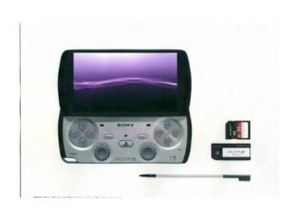 Is this the PSP2? We think not.