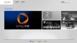 OnLive confirms partnership with OUYA