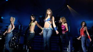 Girls Aloud did they light up your Christmas in 2002