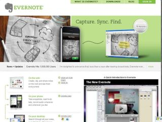 Evernote version 3.0 launches for new iPhone OS - the best brain replacement for mobile phones yet!