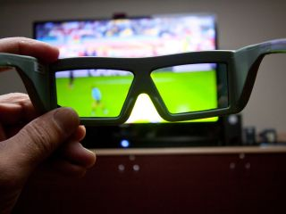Are glasses killing sales of 3D TV?