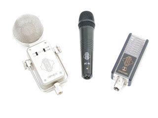 Dynamic mics are robust with a wide range of applications