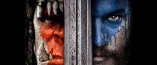 Warcraft Movie Slide