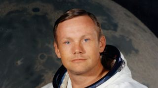 Neil Armstrong, first man on the moon, dead at 82