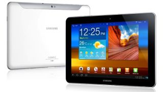 Samsung Galaxy Tab 10.1 and co start getting Ice Cream Sandwich