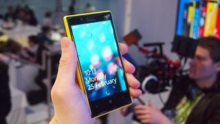 Nokia's latest is the Lumia 720, and no physical keyboard is in sight