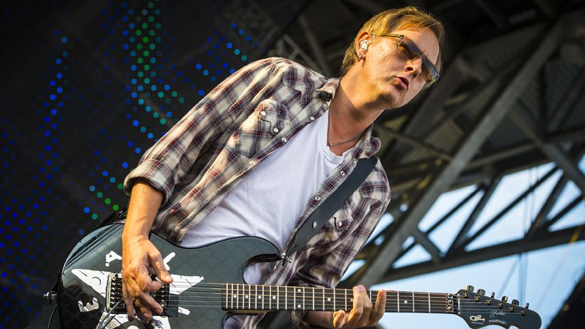 Alice In Chains Jerry Cantrell Talks Tone Acoustics Vocals And