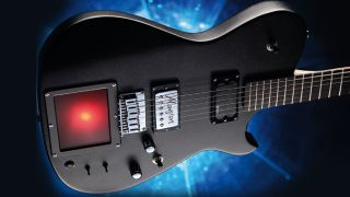 This 2010 MB-1 Standard has a Fernandes Sustainer and X/Y MIDI control pad