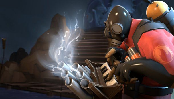 Team Fortress 2 now accepting Halloween item submissions   PC Gamer