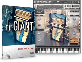 Native Instruments releases The Giant upright piano | MusicRadar