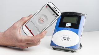 Vodafone Visa Smartpass app