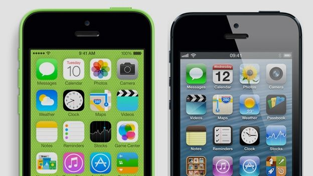 iPhone 5c vs iPhone 5: What's changed?