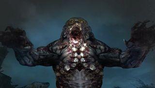 Metro Last Light mutant