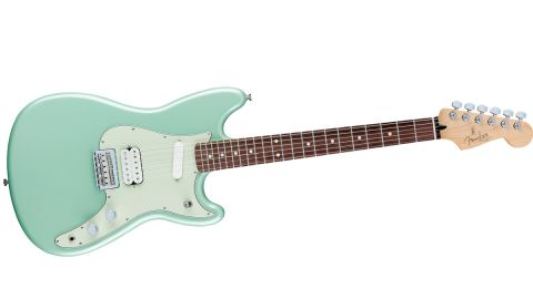 Fender Offset Series Duo Sonic Hs Review Musicradar