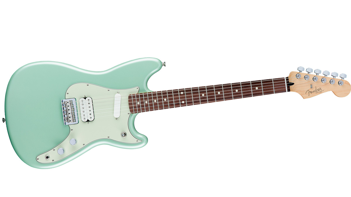 Fender Offset Series Duo Sonic Hs Review Musicradar 2 Humbuckers Coil Split Wiring Diagram For