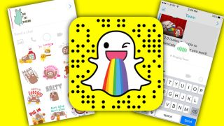 Snapchat 2.0 offers calling, memos, and stickers
