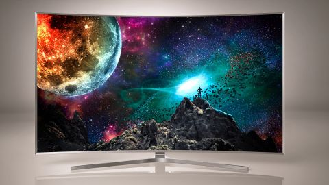 Samsung SUHD Curved 4K review