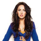 Megan Fox Cheerleader