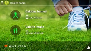 Let S Health on the GALAXY S4 give you the fitness makeover you need