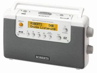 Roberts RecordR brings back home taping with SD-toting radio