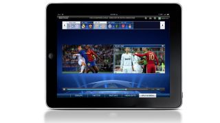 Sky Sports for iPad app gets Champs League and Ryder Cup boost
