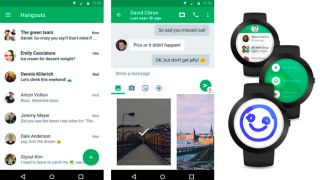 Google Hangouts for Android app update