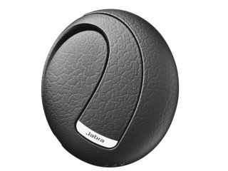 The Jabra Stone 2 has a leather-effect finish