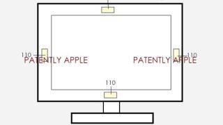 Patent for Apple sensors