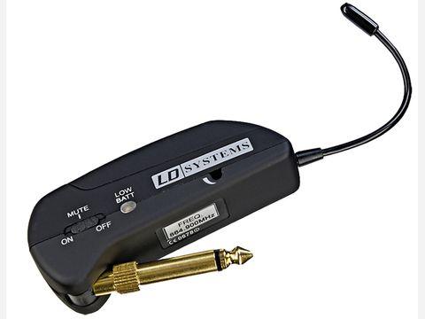 The WS1603GT Guitarbug Transmitter.