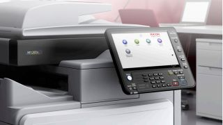 The Ricoh C401 Printer