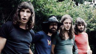Pink Floyd in 1971