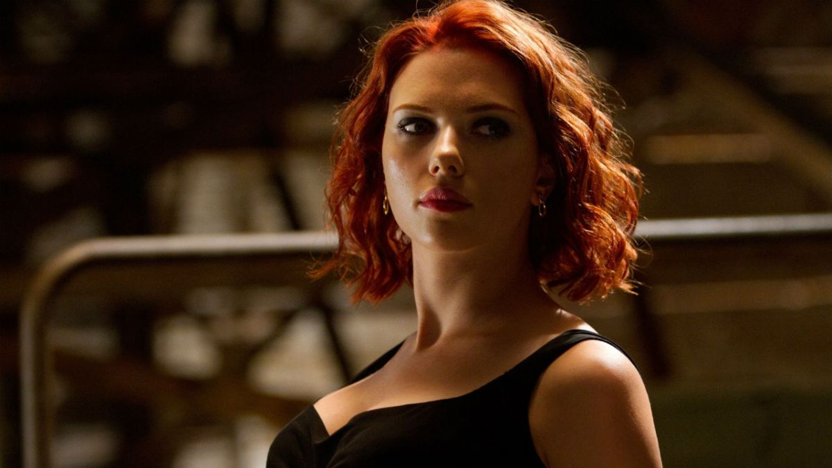 Scarlett Johansson talks Black Widows sad past