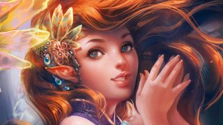 How to draw a fantasy anime female | Creative Bloq