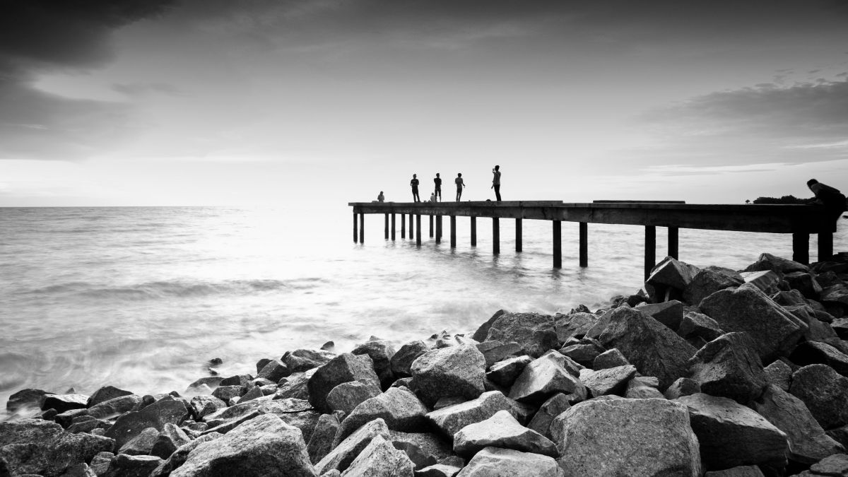 Black and white photography: how to see and shoot in memorable monochrome
