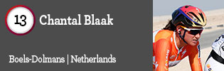 100 Best Road Riders of 2016: #15 Chantal Blaak