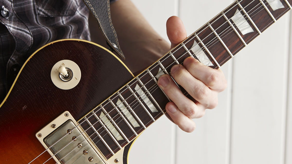 30-day guitar challenge, day 11: How to bend in tune every time