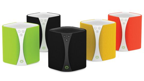The Pure Jongo S3 is compact portable speaker for use at home or anywhere - and it comes in a variety of fruit flavours
