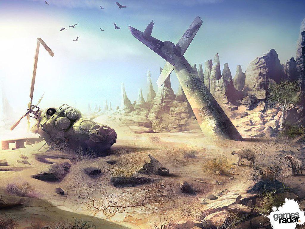 Warning Far Cry 2 Is Still A Broken Game Gamesradar