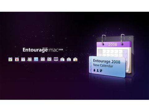 Microsoft Entourage 2008