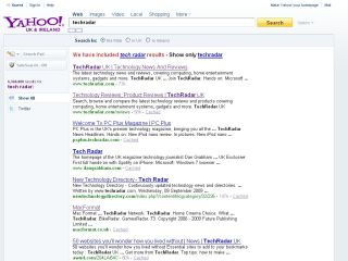 Yahoo - new look