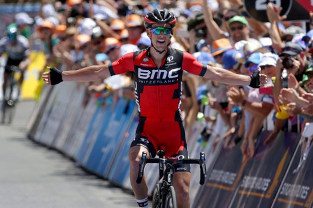 Richie Porte wins stage five Tour Down Under 2016