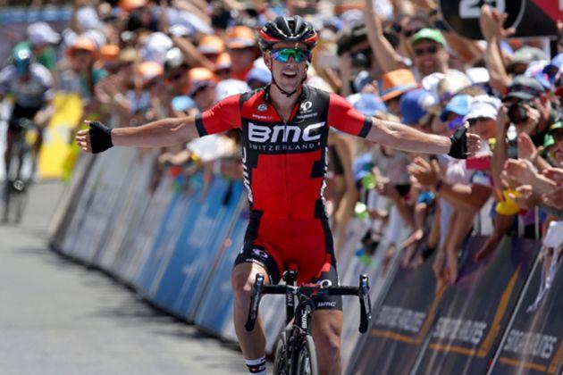 Richie Porte wins on Willunga Hill at Tour Down Under 8328da77e
