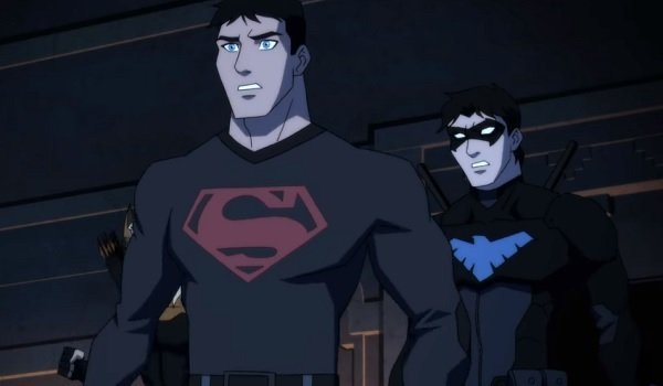 Young justice outsiders trailer features batman superboy nightwing and more - Pictures of nightwing from young justice ...
