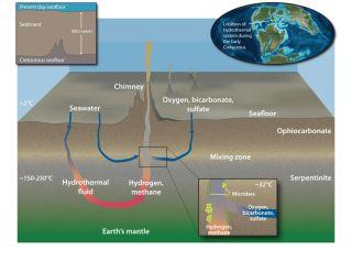Seafloor Hydrothermal System