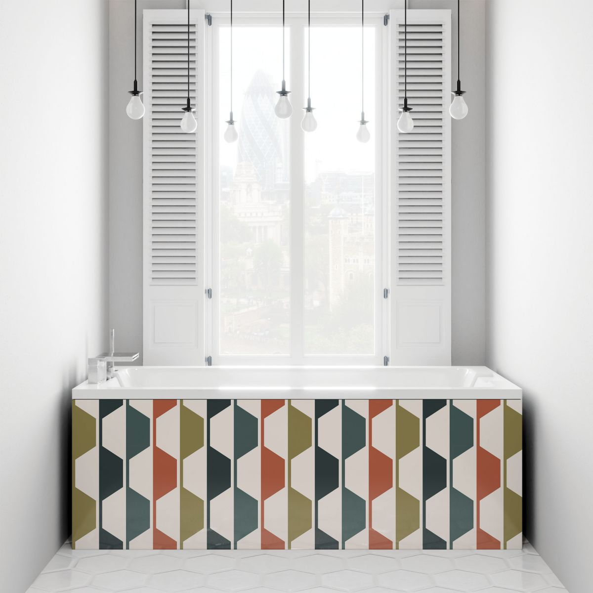 Bath Panel Ideas How To Diy A Stylish